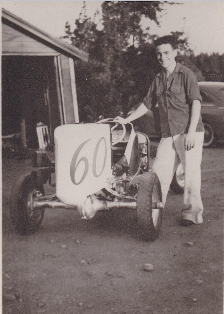 Northwest Midget Racing 1938 – 1956